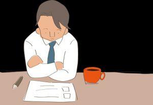 Stress herkennen - verminder zelf stress - ontspannenwerken.nu