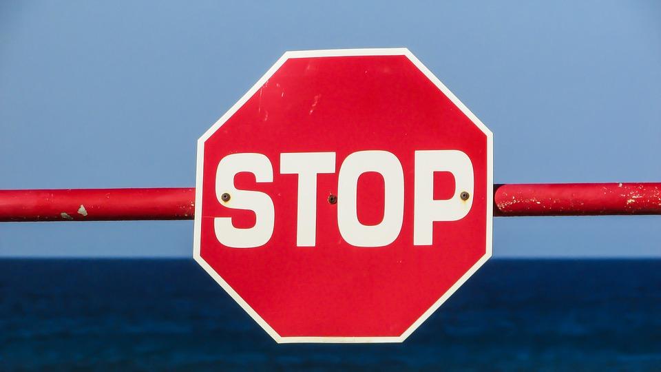 Stop! Sta jij weleens stil?