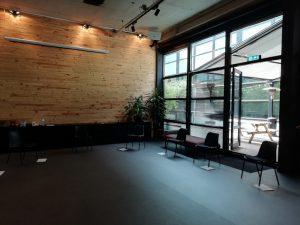 mindfulnessworkshop coronaproof veilig trainen Jolanda Touw